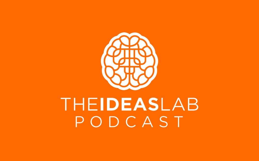 The Ideas Lab podcast logo